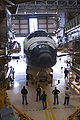 STS131 Discovery rollover1.jpg
