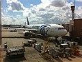 SU-GDV Airbus A330 Egypt Air (9569759441).jpg