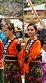 Sabah West Coast Bajau women in traditional dress.jpg