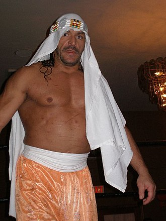 Sabu (wrestler) - Sabu in 2008