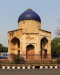 Sabz Burj in Delhi 03-2016.jpg