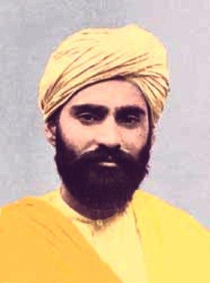 Punjabis - Sadhu Sundar Singh, an influential Punjabi Christian missionary from Ludhiana (1889–1929)