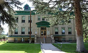 Saguache County Courthouse