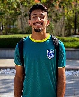 Sahal Abdul Samad Indian association football player (born 1997)