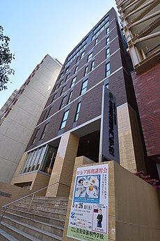 Saiki Nutrition College Building.jpg