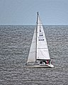 Sailing yacht 'Dehler 34' off Broadstairs, Kent, England 2.jpg