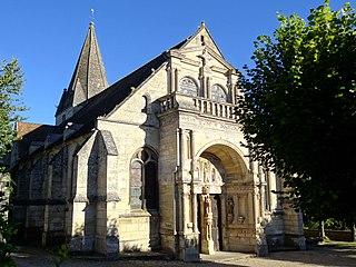 Saint-Gervais, Val-dOise Commune in Île-de-France, France