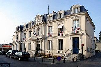 Saint-Leu-la-Forêt - Town hall