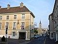 Saint-Leu-la-Foret - Maison consulaire et rue du General-Leclerc.jpg