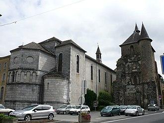 Saint-Pé-de-Bigorre - The church of Saint-Pierre