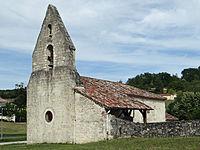 Saint-Urcisse (Lot-et-Garonne) - Église Saint-Urcisse -2.JPG