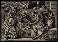 Saint Catherine. Woodcut. Wellcome V0031815.jpg