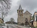 Saint Marcel church in Saint-Marcel 02.jpg