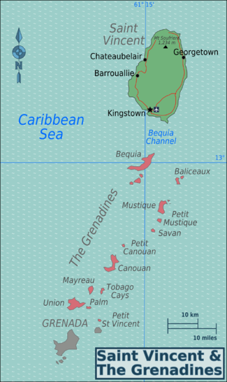 Saint Vincent Regions map.png