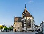 Sainte Eulalia church of Genille 01.jpg