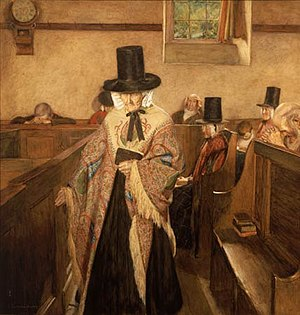 Salem (Vosper painting) - Image: Salem painting 1908