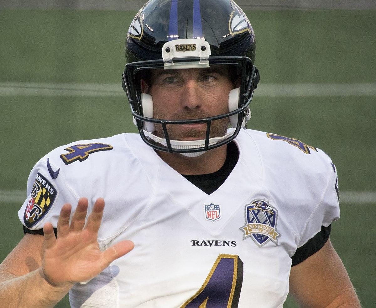 Sam Koch NFL Jersey