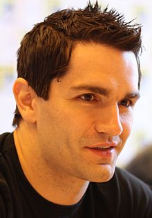 Sam Witwer at Comic-Con 2011 cropped.jpg