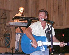 alt=Description de l'image Sammy Kershaw at Renfro Valley Ky.jpg.