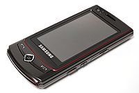Samsung S8300 Tocco Ultra - Front.jpg