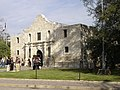 San Antonio, TX - Alamo Mission San Antonio de Valero - panoramio.jpg