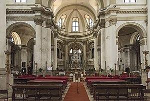 San Geremia - Image: San Geremia (Venezia) Altar