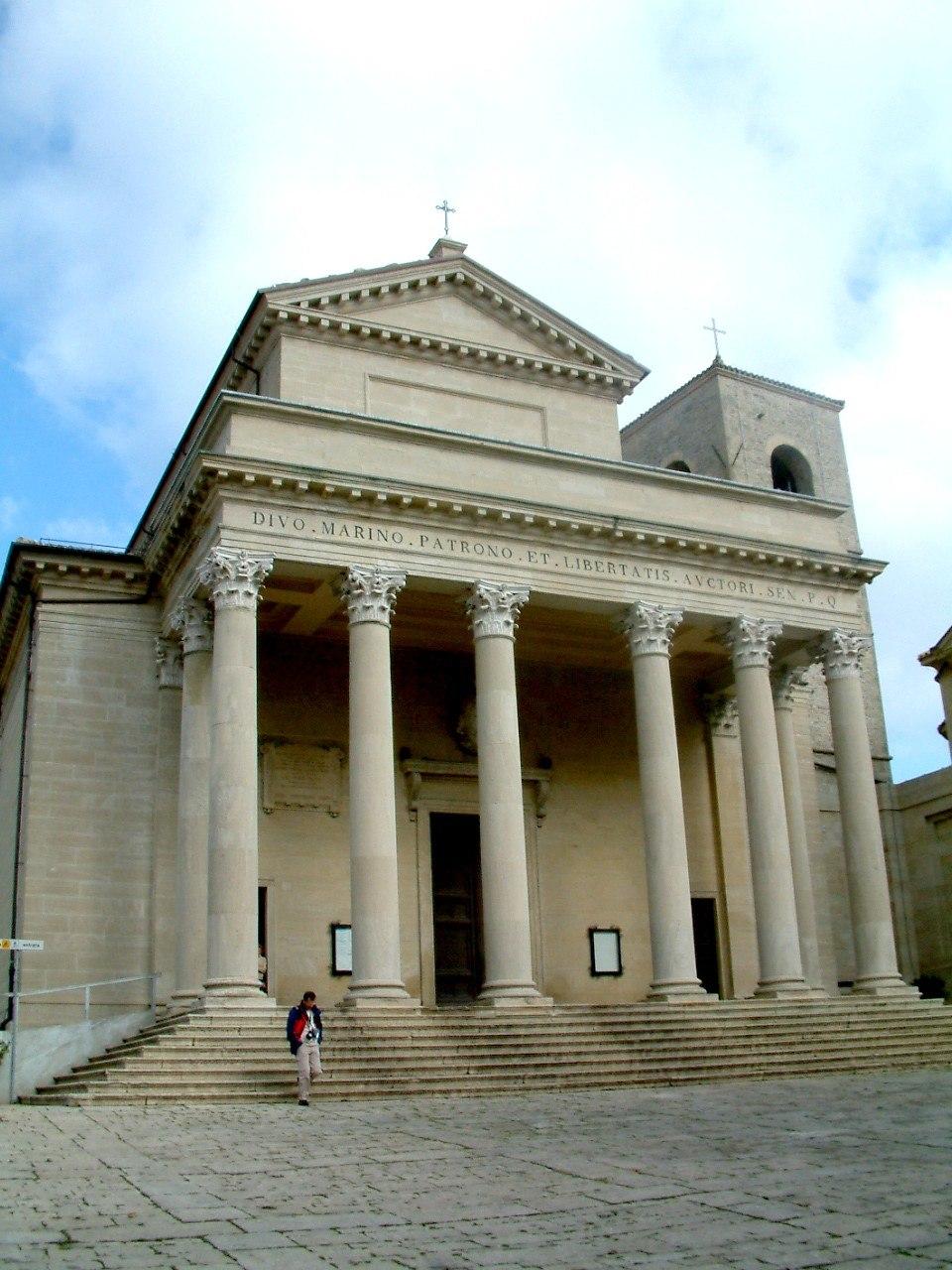 San Marino katedra