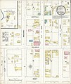 Sanborn Fire Insurance Map from Goldendale, Klickitat County, Washington. LOC sanborn09190 002-1.jpg