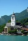 Sankt Wolfgang im Salzkammergut - parish church