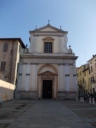 Sant'Uldarico, Parma - Image: Sant'Uldarico Parma