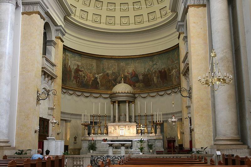Fișier: Sant'Antonio Taumaturgo, Altar.JPG