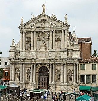 Scalzi, Venice - Chiesa degli Scalzi