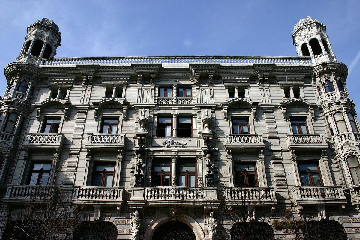 Banco mercantil de santander wikipedia la enciclopedia for Oficinas banco santander salamanca