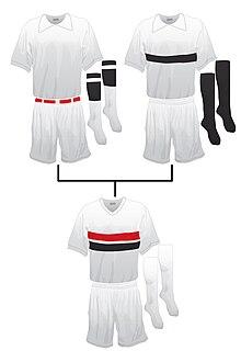 91db568136 Uniformes do São Paulo Futebol Clube – Wikipédia