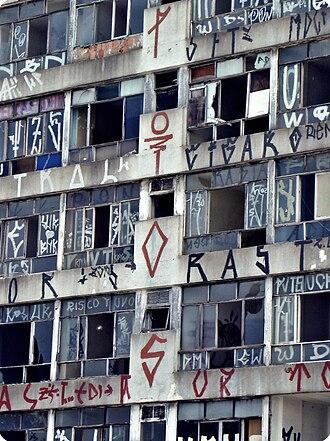 Edifício São Vito - São Vito windows
