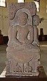 Sarvatobhadra Jain - Circa 6-7th Century CE - ACCN 00-B-65 - Government Museum - Mathura 2013-02-23 5442.JPG