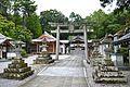 Sasamuta-jinja torii.JPG