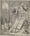 Satire op de Synode van Dordrecht, 1618, RP-T-00-232(R).jpg