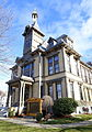 Saugus Town Hall, angle view - Saugus, Massachusetts - DSC04608.JPG