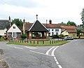 Saxlingham Nethergate Village Green - geograph.org.uk - 1384450.jpg