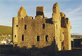 Image illustrative de l'article Château de Scalloway