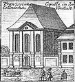 Schleuen - Französische Capelle 1757.jpg