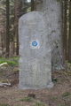 Schlitz Uetzhausen Bad Salzschlirf historic Boundary stone Hiking trail.png