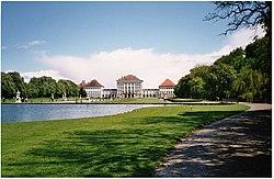 Nymphenburg城