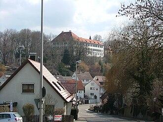 Illerkirchberg - Image: Schloss Oberkirchberg Illerkirchberg 101