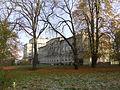 Schwerin Werderstrasse ehemaliges Bezirkskrankenhaus 2011-11-13 007.JPG