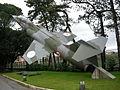 Scuola di guerra aerea, tf 104 g del 1965.JPG