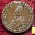 Scuola romana, medaglia di gregorio XIII, 1575.JPG