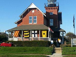 Sea Girt Light - Sea Girt Lighthouse