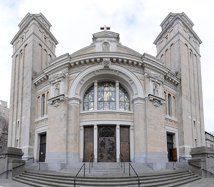 Saint James Cathedral - Art Lover's Seattle: Ryan Molenkamp